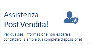 assistenza post vendita