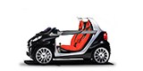 SMART Crossblade ForTwo
